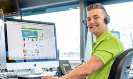 Reclameland vacature klantenservice medewerker